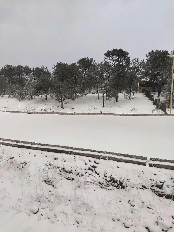 丽江又下雪了!一秒回到冬天,美哭了.